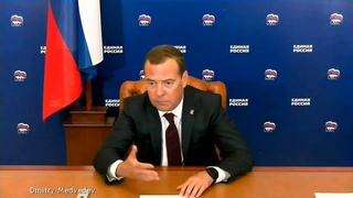 """МЕНДЕЛЬ (погоняло в Кремле - Медведев) проговорился о КОРОНАВИРУСЕ: """"Вакцинация нужна для распространения болезни"""". Всё встало на свои места!"""