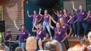 день открытых дверей в лагере детский лагерь Ракета Бийск песни, танцы, сценки каникулы