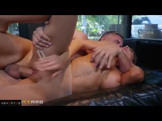 Keiran Lee  Madison Ivy [ In stockings,Чулки  Premium  Sperm _ Gymnast, On a