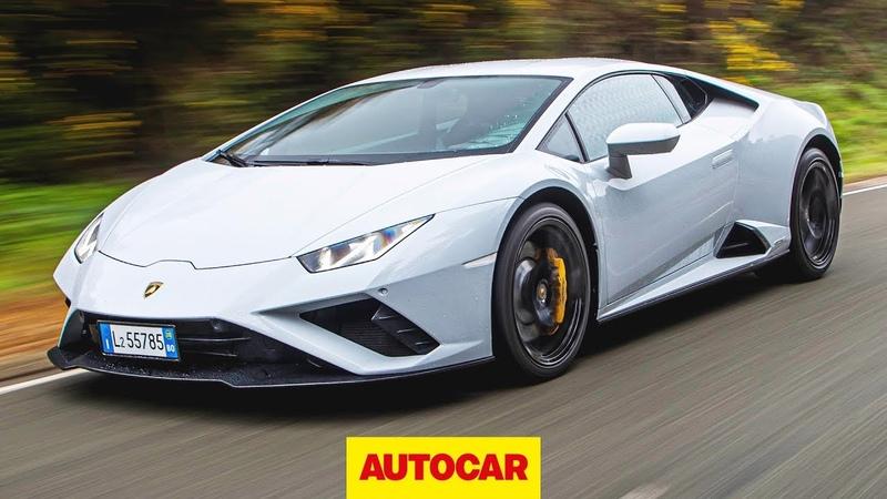 2020 Lamborghini Huracan Evo RWD UK review Autocar