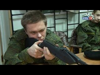 В Ельце стартовала спортивно-патриотическая акция «Ворошиловский стрелок»