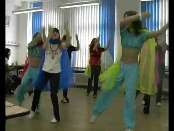 Tanzgruppe Leisnig März 2007 (bearbeitet mit MovieMaker).wmv