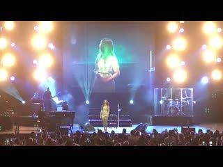 Toni Braxton You mean the world to me(live 2017)
