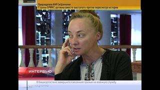 Вести. Интервью - Галина Тюнина, заслуженная артистка РФ