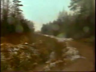 """""""Товарный дефицит"""" в Ленинграде. Видеохроника 1989-1993 (600 секунд)"""