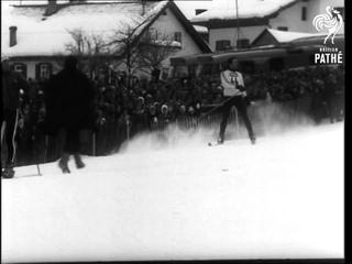 International Skiing At St. Anton  (1969)