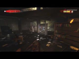 История Monolith. Condemned 2_ Bloodshot Страшно, вырубай!