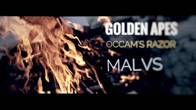 Golden Apes Occam´s Razor Blackstage Musikvideoproduktion Berlin