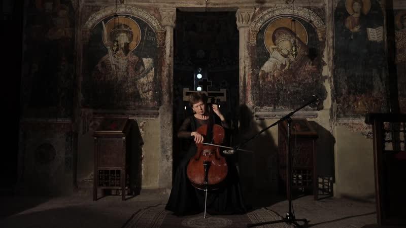 1011 J S Bach Suite No 5 in C minor BWV 1011 Xenia Jankovic cello
