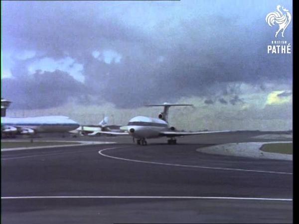 Amsterdam Schiphol Airport 1970 1979