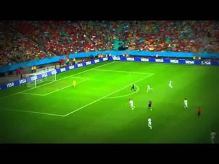 Бубнов разбирает самый красивый гол Чемпионата мира в Бразилии
