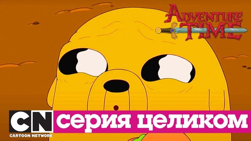 Время приключений Поезд ужасов Жажда красного серия целиком Cartoon Network