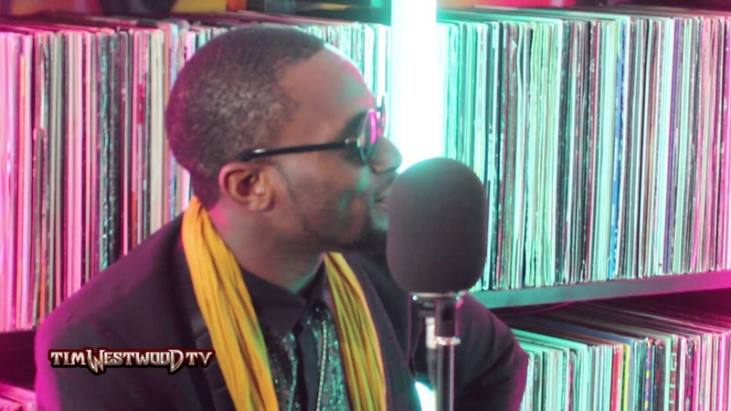 D'Banj on dating Nollywood actress Kenya Moore Westwood