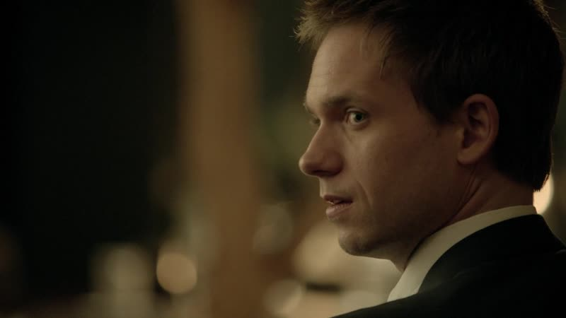 Форс мажоры Suits 2x01 She Knows 2012 рус