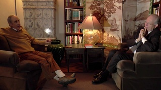 MYSTERY: Murray Stein in conversation with Peter Kingsley about Jung's Red Book