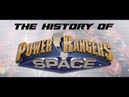 Power Rangers in Space Part 2 History of Power Rangers