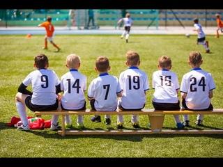 Дисциплина детей 7-9 лет. Психология в СПОРТЕ.