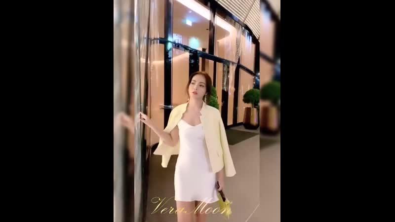 Stunning Silk Satin Camisole Dress