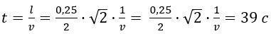 Влияние «ступенчатости» графика мощности на время блокирования, изображение №3