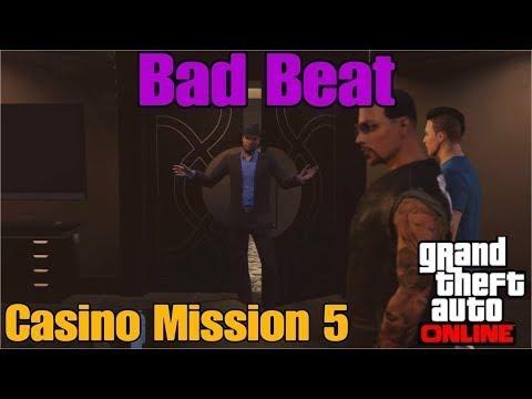 Gta v online mission 5 casino bat beat ab gaming zone