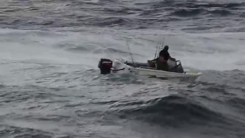 Narooma Bar Crossing Australia - Fishing Boat Capsize Sinks