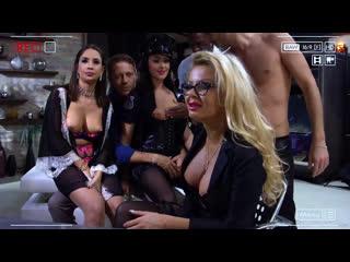 [RoccoSiffredi] Carolina Vogue & Malena & Joanna Bujoli - Rocco Siffredi Hard Academy 6 [DP, GangBang, Anal, IR]