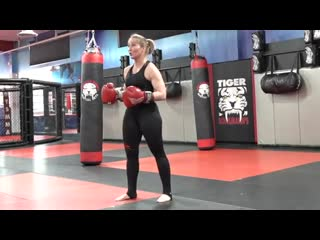 Kickboxing Classes for Adults - E16 - Beginner - Sensei Munah Holland _ Tiger Sc