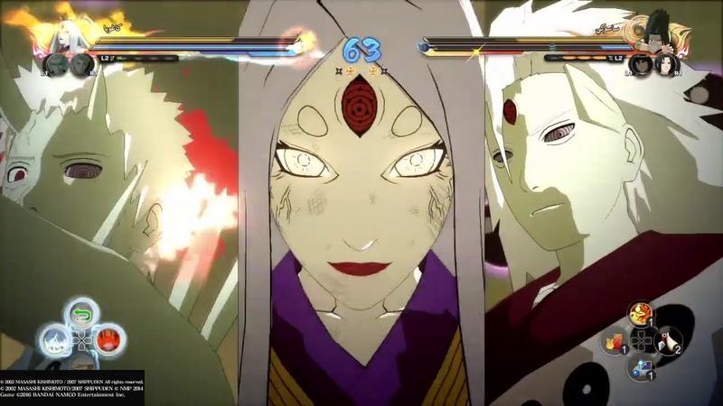 ناروتو شيبودن عاصفة النينجا النهائي 99 Naruto Shippuden Ultimate Ninj