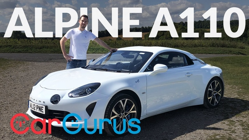 Alpine A110 Pure Review Is this the perfect driver's car CarGurus UK