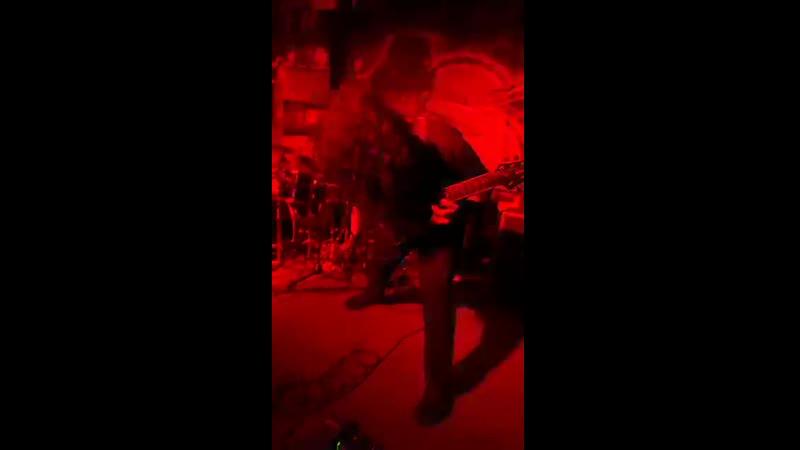 Demonic Resurrection - Live at Stoke-On-Trent , UK. DASHAVATAR II UK Tour 2019