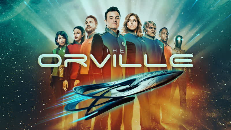 The Orville But amputations are funny