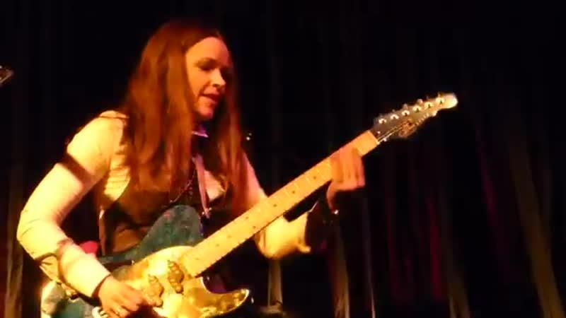 Erja Lyytinen and Band - THE SKY IS CRYING - PEP Kellinghusen 1.11.2014