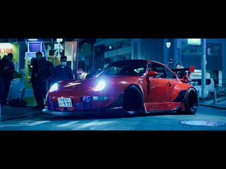 2020 RWB Porsche Tokyo New Years Meet. (Rauh Welt Begriff)