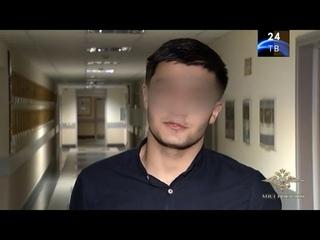 Задержан угонщик, протаранивший здание Петровки 38