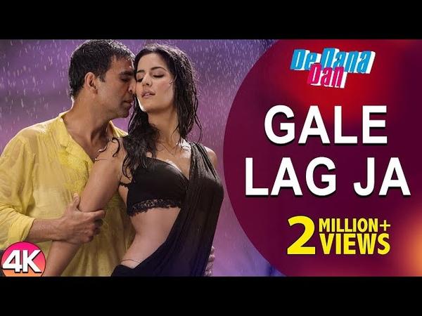 Gale Lag Ja 4K Video De Dana Dan Akshay Kumar Katrina Kaif Best Bollywood Romantic Songs
