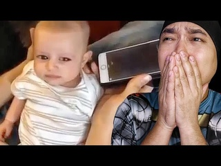 CATHOLIC REACTS Babies Reactions while listening to Quran | SUBHAN ALLAH!!