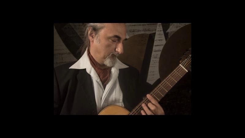 FRANCISCO TÁRREGA Adelita SAŠA DEJANOVIĆ Vintage Guitar Domingo Esteso 1928 - ex Daniel Fortea