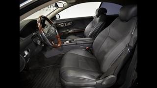 Mercedes-Benz CL-500 4MATIC BlueEFFICIENCY III  4.7 AT (435 л.с.) 4WD (C216) Рестайлинг 2011г.