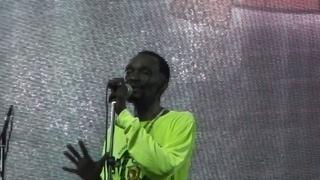 Simba Vibration concert at Alpenhous , Russia