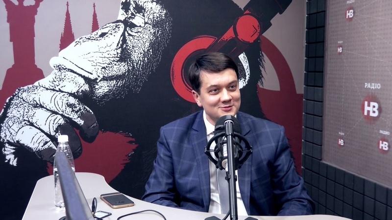 Гаряча суперечка між представниками штабів Зеленського та Порошенка в ефірі Радіо НВ