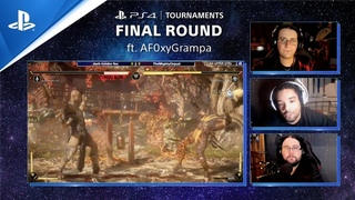 Mortal Kombat 11 Ultimate - Final Round: F0xy Grampa on being Europe's best and more   PS CC