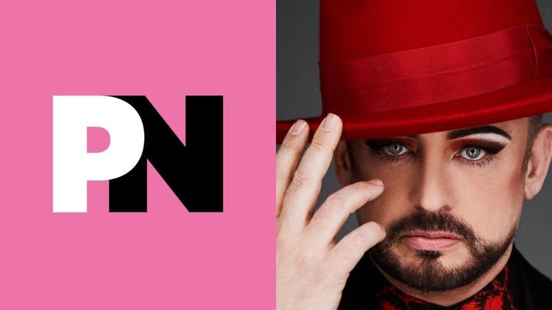Pink News smears Boy George | Trans-Stupid