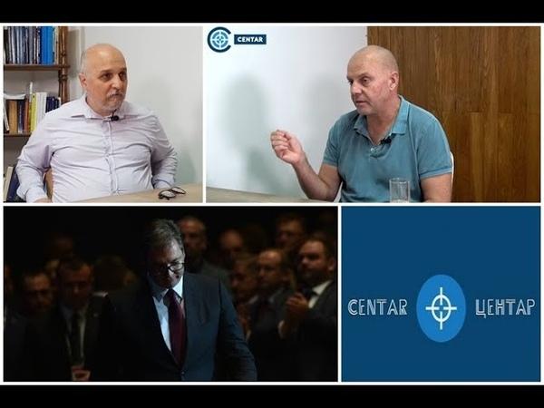 Aleksandar Pavić Vučića Britanci ucenjuju mora da govori da su Srbi mali narod U CENTAR
