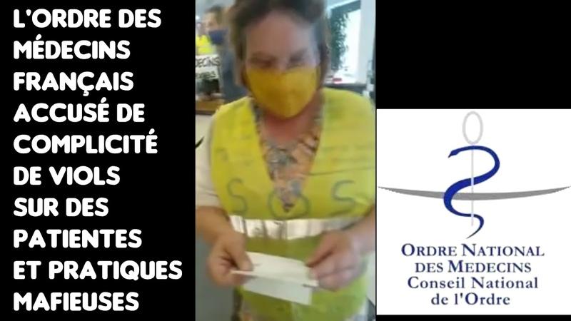 Raoult Chloroquine Les Gilets Jaunes accusent l'ordre des médecins de viols et pratiques mafieuses