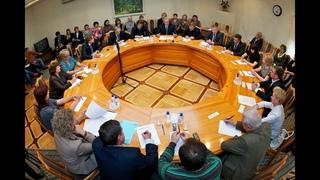 Круглый стол в Зак Думе Хабаровского края. Ответы чиновников на вопросы общественности