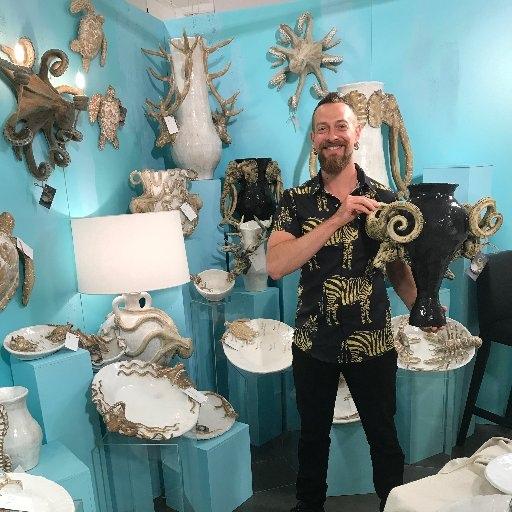 Профессиональный керамист Shayne Greco