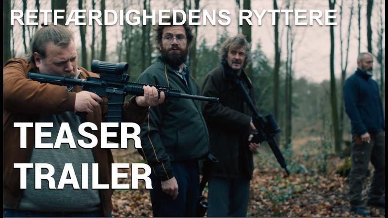 Retfærdighedens Ryttere Teaser Trailer