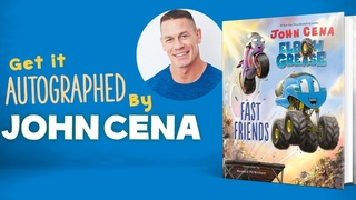 John Cena Book Signing & Interview | Elbow Grease: Fast Friends
