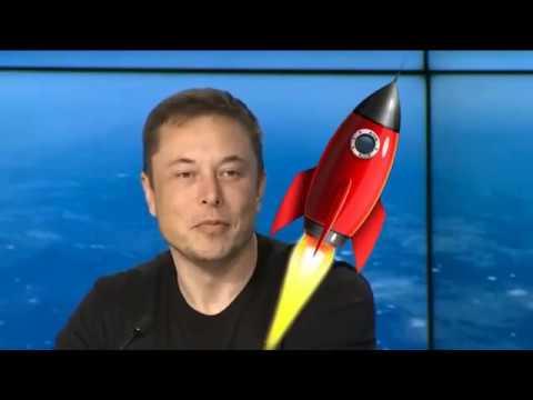 Космическая Tesla самое большое надувательство !