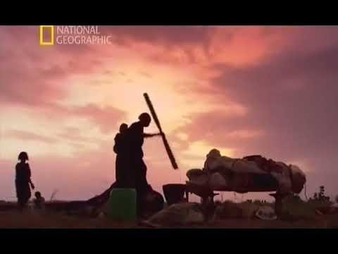 Дикая Африка Жизнь племени Водаабе Документальный фильм